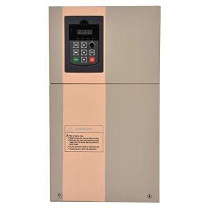 Inverseur de fréquence de contrôle de PAM, contrôleur intégré de PID d'inverseur de fréquence triphasé pour le moteur synchrone asynchrone 380V(45KW)