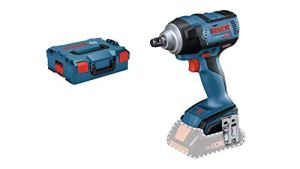 Bosch Professional Système Sans-fil 18V Boulonneuse GDS 18V-300 (Batterie et chargeur non inclus) en L-Boxx