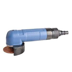 HYY-AA Portable Practica pneumatique à main pneumatique meuleuse d'angle, 50 mm pneumatique meuleuses d'outils à main Outils industriels