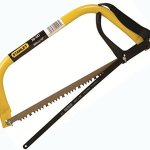 Stanley Hack/Bow Saw 12in
