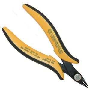 Piergiacomi medium-pince coupante de côté avec lames ultra-tranchantes. pour une coupe lisse et doux fils de cuivre jusque diamètre : 1,02 mm (18 aWG tR25P