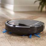 SUYING Ménage aspirateur Robot de Balayage Machine Automatique d'une Machine de Nettoyage Plancher Intelligente Mince télécommande aspirateur DYWFN