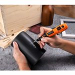 Tacklife PCG01B Outil multi-usage, mini perceuse sans fil à 3 vitesses 3,7 V CC Outil rotatif avec 31 outils et accessoires. Batterie au lithium rechargeable via USB. Pratique et polyvalent :