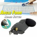 Angle Foam Board Cutter 45 & 90 Degree Cuts Foam And Mat Board Cutter DIY Tools