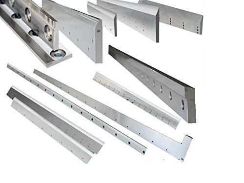 Pearson Lames de guillotine en métal 8 pi x 1/4 po