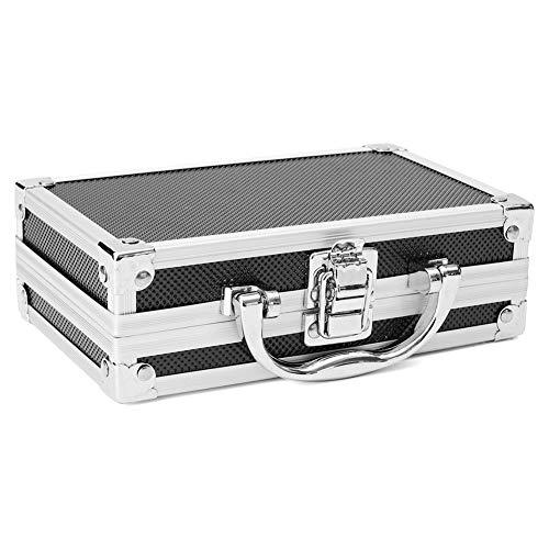 Semine Caisse de Rangement en Aluminium portative pour boîte de Rangement en Aluminium
