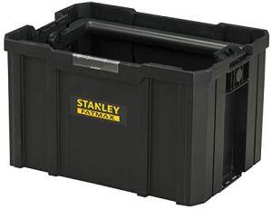 Stanley FMST1-75794 Panier Porte-Outils Tstak/PRO-STACK Gamme Fatmax – Robuste – Capacité De Charge 10Kg – Poignée Ergonomique -Étiquette Personnalisable