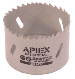 Apiex – Scie Cloche Hss Bi-Métal – Diamètre 17Mm