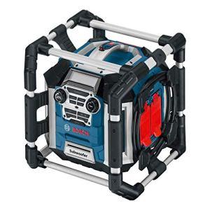 Bosch – GML50 – Radio de chantier / PowerBox