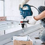Bosch Professional Perforateur GBH 4-32 DFR (900 W, Force de frappe : 4,2 J, Ø perçage dans béton : 6 – 32 mm, SDS-Plus, Coffret)