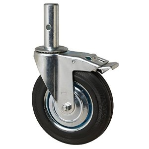 Wolfpack 11110155-2-0905 échafaudage roues (mâle)