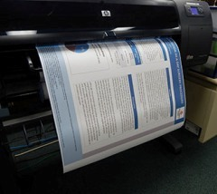 scientific and research poster printing