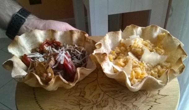 Piatti fatti di pane – ricetta di capodanno | Genitorialment