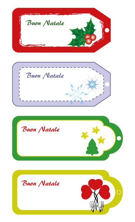Chiudipacco natalizi da scaricare e pregrafismo | Genitorialmente