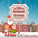 Handmade Christmas 2016 - Packaging - The Creative Factory