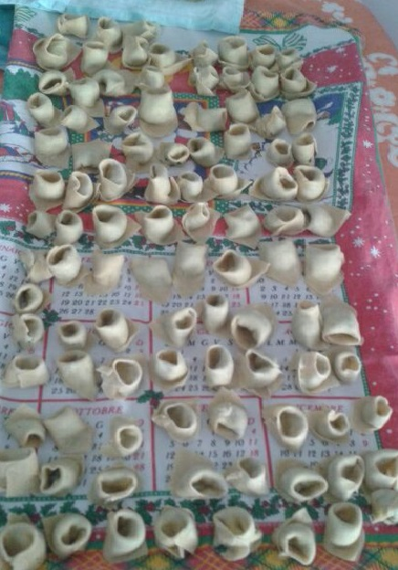 Ravioli di magro ricetta mantovana per Natale | Genitorialmente