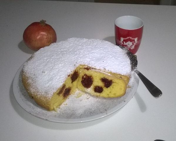 Idee per merenda: Torta variegata alla marmellata | Genitorialmente