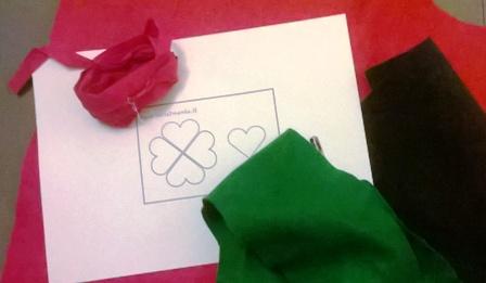 Regalo fai da te per San Valentino: Portachiavi | Genitorialmente