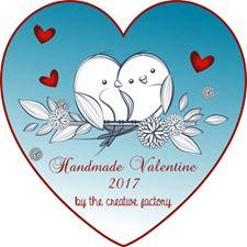 Regalo fai da te per San Valentino: Portachiavi | #handmadevalentine2017 #thecreativefactory
