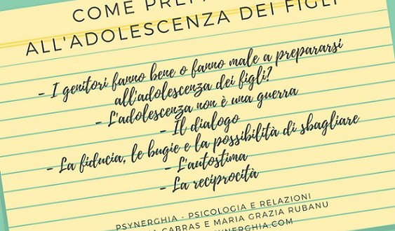 Genitorialmente | Come prepararsi all'adolescenza dei figli