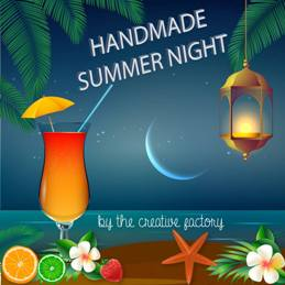 Handmade Summer Nights by genitorialmente & TheCreativeFactory