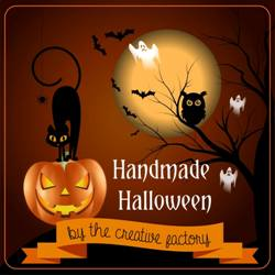Handmade Halloween 2018 by Genitorialmente The Creative Factory