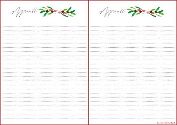 Preparativi per il Natale: planner da scaricare | Genitorialmente