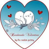 Handmade Valentine Genitorialmente & The Creative Factory