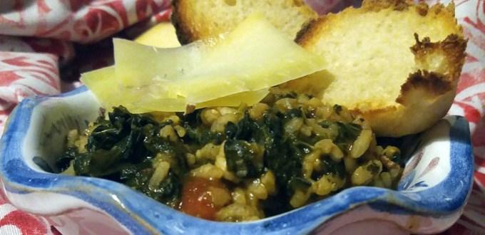 Zuppa di cavolo nero e riso: ricetta semplice e gustosa | Genitorialmente