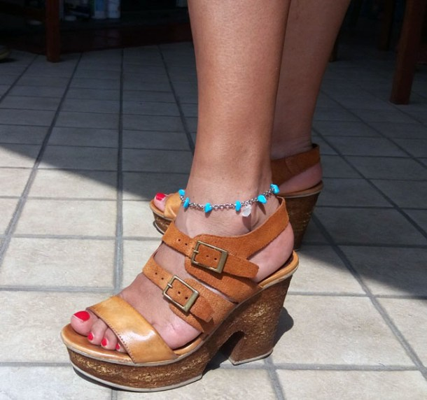 Come fare una cavigliera fai da te – tutorial | Genitorialmente