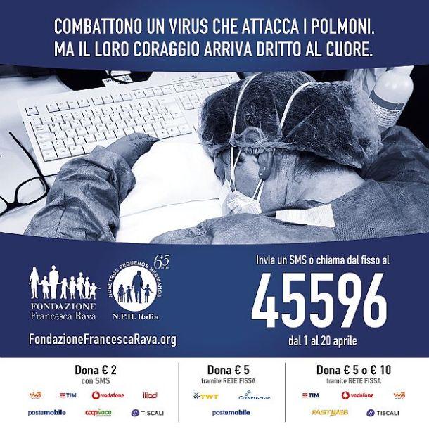 Fondazione Francesca Rava in prima linea | Genitorialmente