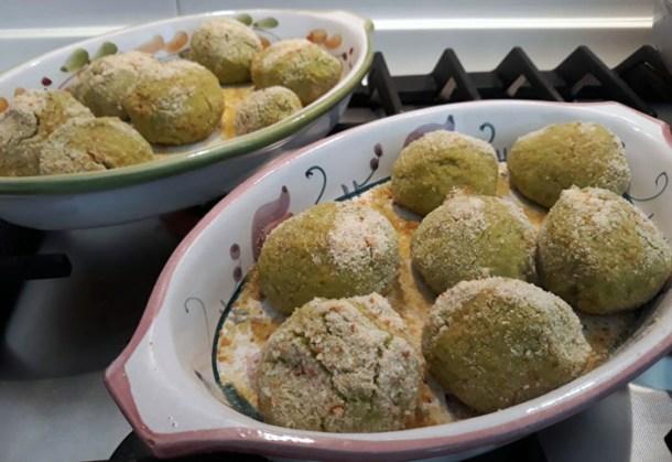 Polpette di fave al forno - Falafel di fave | Genitorialmente