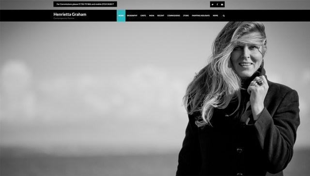 website design cornwall - genius loci phil aston