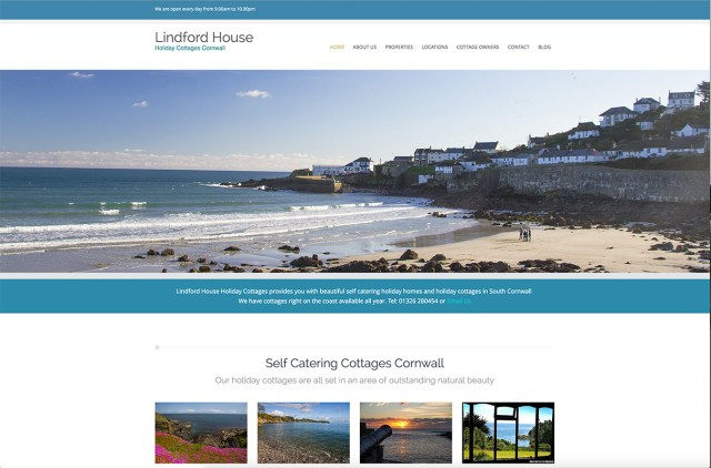 website design cornwall UK