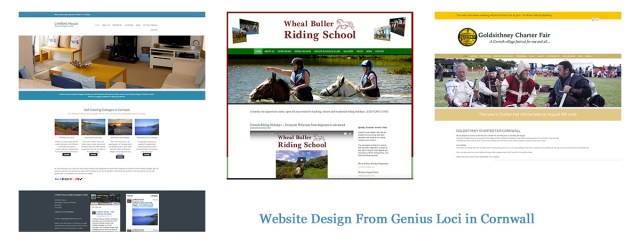 website design cornwall - wordpress