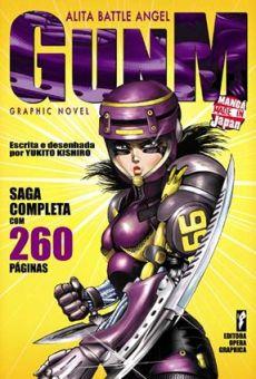 Gunnm (Editora Opera Graphica)