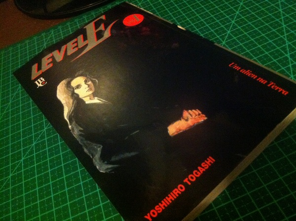 level E capa