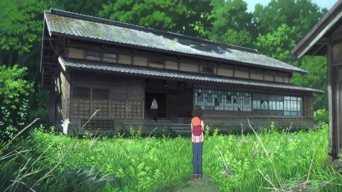 Ookami Kodomo no Ame to Yuki - Movie - Large 24