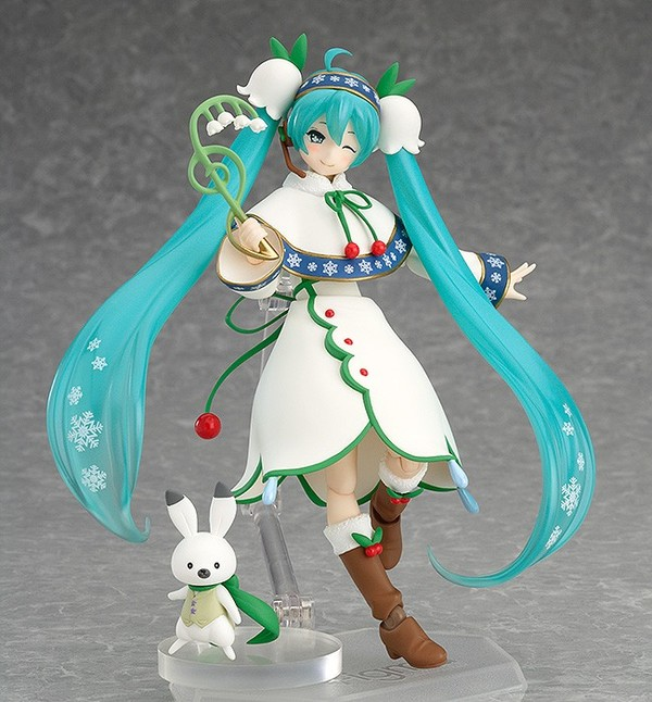 figma Snow Miku 2015 (Good Smile Company)