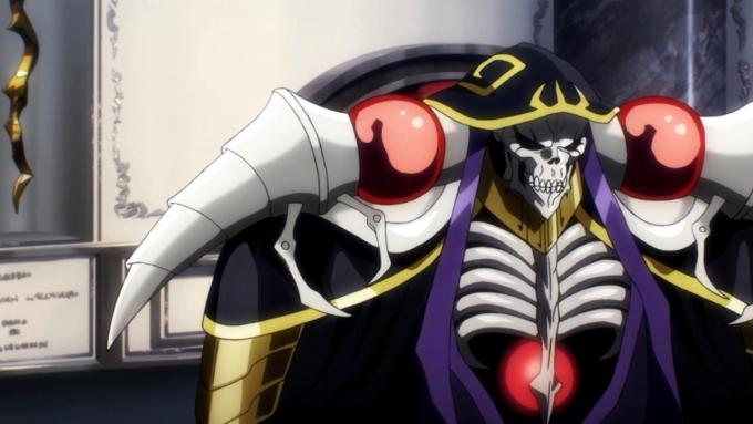 Overlord - 01