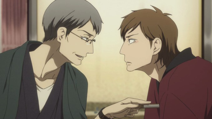 Animes Shouwa Genroku Rakugo Shinjuu - 01