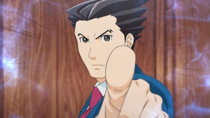 Ace Attorney - 01