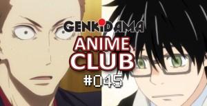 Anikenkai Anime Club 045 - Espera mais um pouco, shinigami...