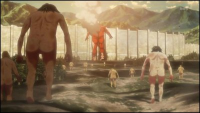 Shingeki-no-Kyojin-titans-and-giants