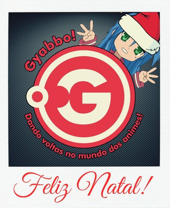 Feliz Natal Gyabbo Konata menor