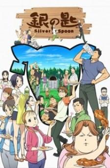 Gin no Saji - Segunda temporada
