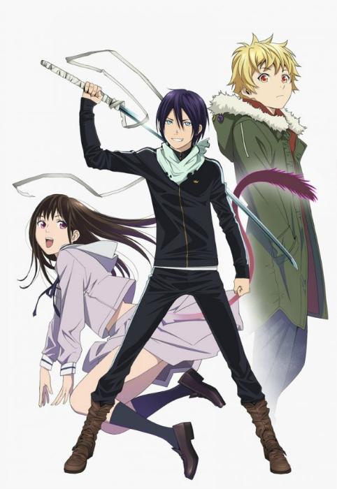 Noragami-anime