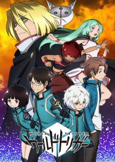 World Trigger Isekai Kara no Toubousha