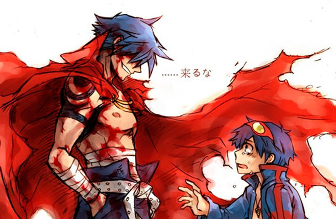 kamina-and-simon