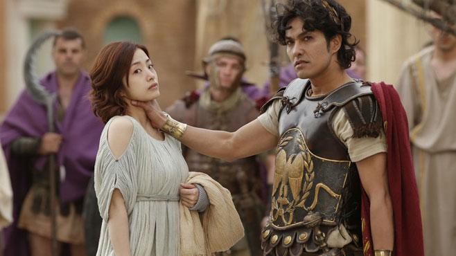 Thermae Romae, o filme: romanos interpretados por japoneses!